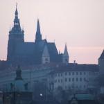 Собор Святого Вита — доминанта Пражского града.