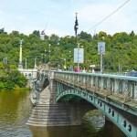 Чехов мост в Праге – Антон Павлович тут не при чем