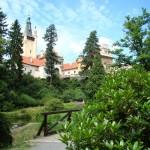 Парк Пругонице – зеленая жемчужина под Прагой