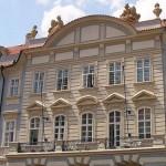 Дворец Лихтенштейна на Малостранской площади