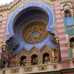 Синагога на Иерусалимской — жемчужина возле Главного вокзала Праги