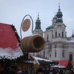 Собор Св. Микулаша на Староместской площади в Праге