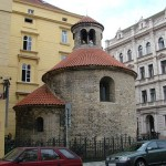 Круглые церкви-ротонды Праги