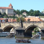 Сколько в Праге мостов?