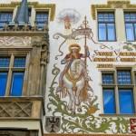 Дом №16 Шторховский на Староместской площади Праги
