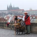Прага – город художников и музыкантов.