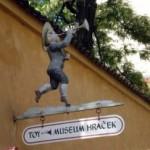Музей «Игрушек» в Праге.