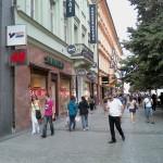 «На рве» в Праге.