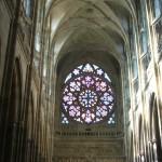 Готика. Ирреальный мир собора святого Вита в Праге.