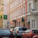 «Поле боя» в Праге.