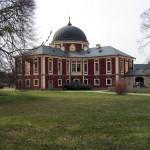 Замок Вельтрусы — в гостях у чешского барокко.