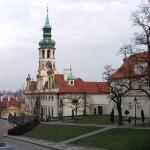 Лорета — дом девы Марии в Праге