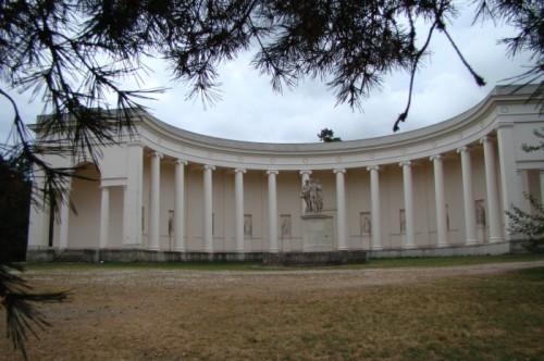 Три грации в Ледницко-Валтицком комплексе