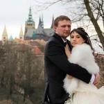 Места свадебных церемоний в Чехии и Южной Моравии.
